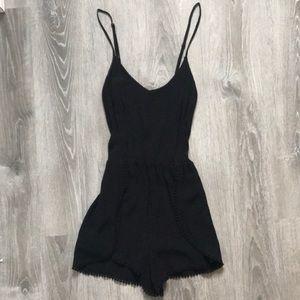 LA Hearts- from Francesca's 🖤 Black Romper 🖤